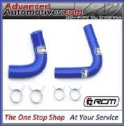 Subaru Impreza Water Pump Hoses P1 WRX STi All Years RCM Samco Blue